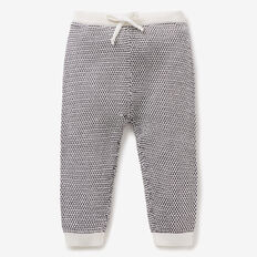 Bird's Eye Knit Pant  NB CANVAS  hi-res