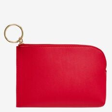 Nico Pouch  BOLD RED  hi-res