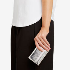 Olli Card Holder  SILVER  hi-res