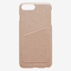 Card iPhone Case 6/7/8+  ROSE GOLD  hi-res