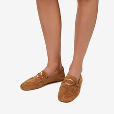 Farrah Loafer  TAN  hi-res