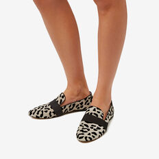 Bridie Animal Loafer  GREY OCELOT  hi-res