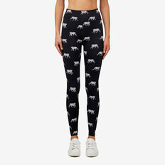 Tiger Full Legging  BLACK TIGER  hi-res