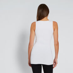 Favourite Tank  WHITE  hi-res