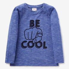 Be Cool Tee  COBALT  hi-res