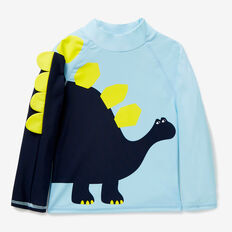 Dino Novelty Rashie  NORDIC BLUE  hi-res