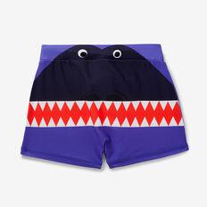 Dino Novelty Swim Short  BLUE BOLT  hi-res