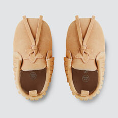 Tassel Moccasin  TAN  hi-res
