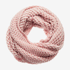 Bobble Knit Snood  SOFT BLUSH/ROSE MIST  hi-res