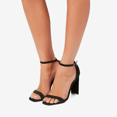 Lula High Heel  BLACK  hi-res