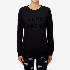 Club Windcheater  BLACK  hi-res