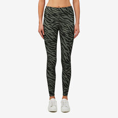Zebra Full Legging  ZEBRA  hi-res