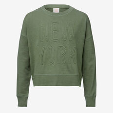 New York Windcheater  KHAKI  hi-res