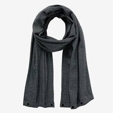 Athletic Snood  CHARCOAL  hi-res