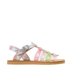 Rainbow Strap Sandal  MULTI  hi-res