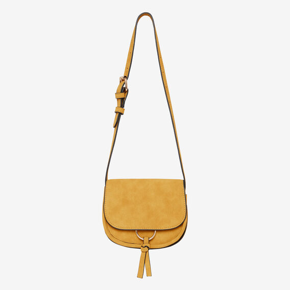 Ring Detail Belt Bag  HONEY YELLOW  hi-res