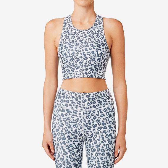 Leopard Crop  MISTY LEOPARD  hi-res