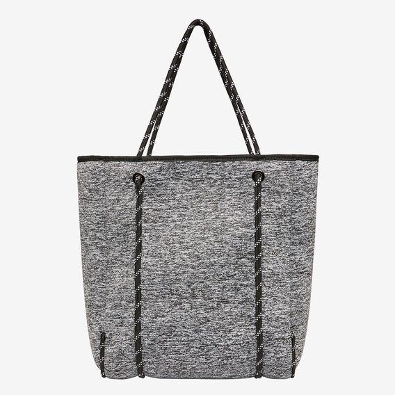 On The Go Tote  GREY MARLE  hi-res