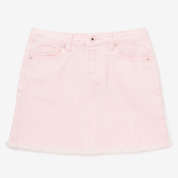 Denim Skirt  ICE PINK  hi-res