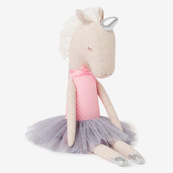 Unicorn Pink Polka Dot Doll  MULTI  hi-res