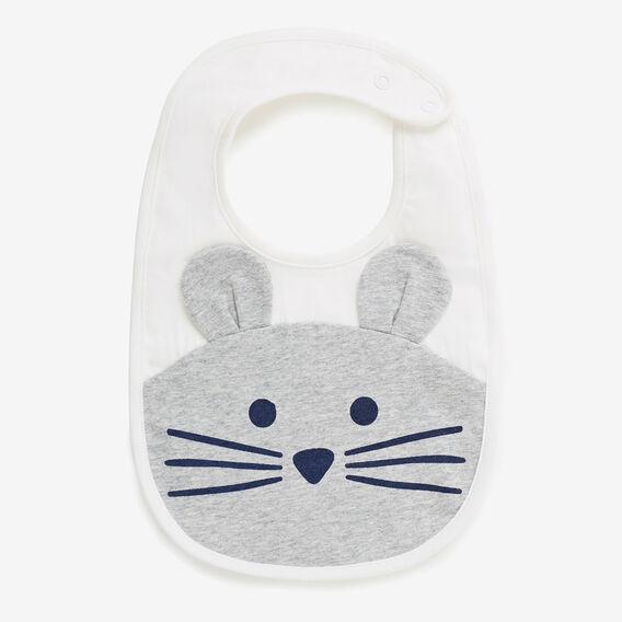 Mouse Bib  CANVAS  hi-res