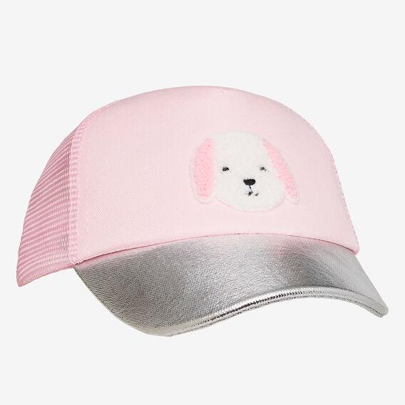 Puppy Cap  SILVER  hi-res