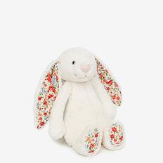 Jellycats Blossom Bashful Bunny  CREAM  hi-res