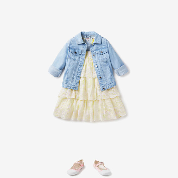 Denim Jacket  BABY BLUE WASH  hi-res