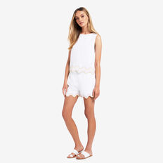 Wave Short  BRIGHT WHITE  hi-res
