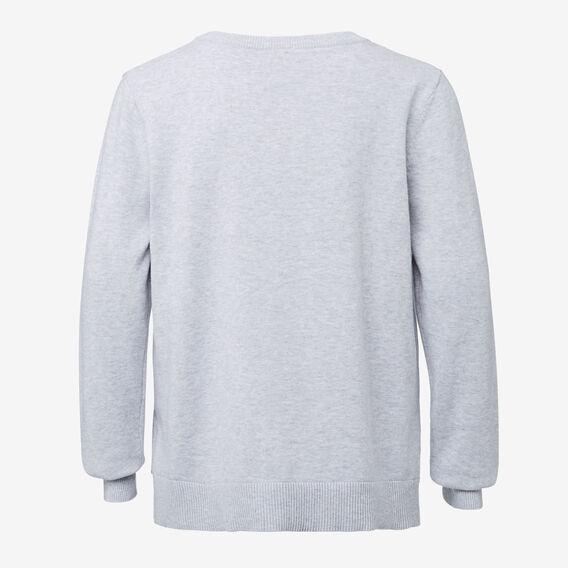 Bunny Flip Sweater  CLOUD  hi-res