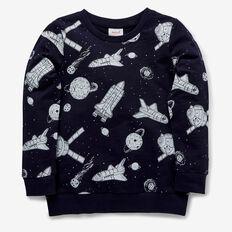Rocket Yardage Sweater  MIDNIGHT BLUE  hi-res