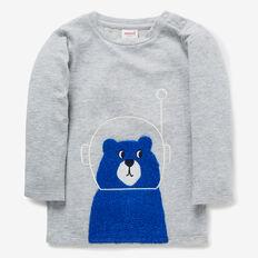 Astro Bear Tee  BIRCHMARLE  hi-res