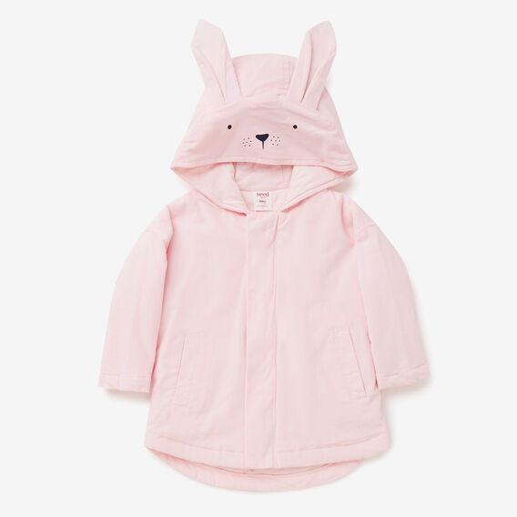 Cord Bunny Anorak  ICE PINK  hi-res