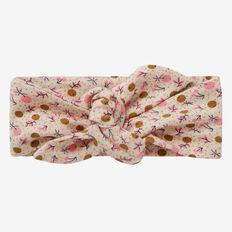 Floral Headband  OAT  hi-res