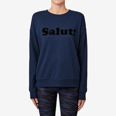 Salut Windcheater  DARK NAVY  hi-res