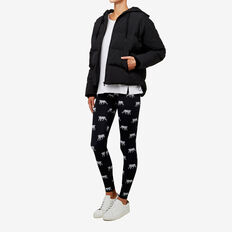 Sporty Bomber  BLACK  hi-res