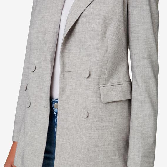 Tailored Blazer  SILVER DUST  hi-res