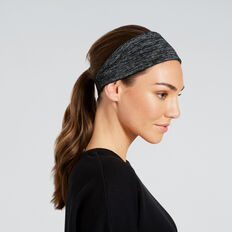 Sports Headband  BLACK/ GREY  hi-res