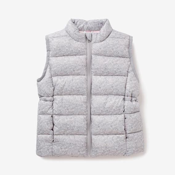 Puffa Vest  CLOUD  hi-res