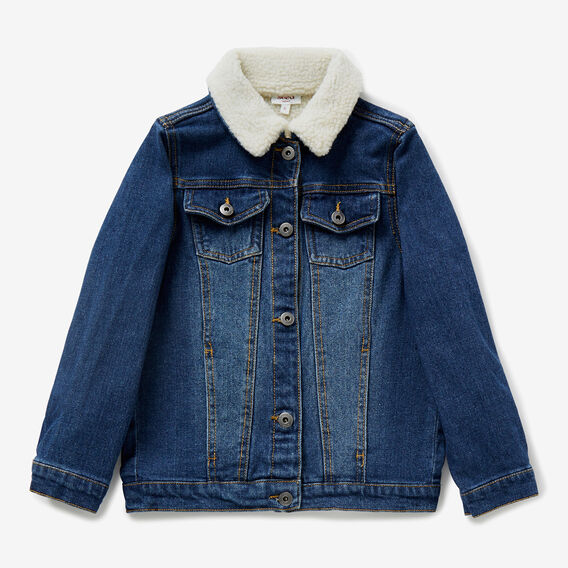 Denim Jacket  VINTAGE BLUE  hi-res