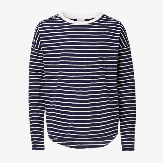 Stripe Tee  MIDNIGHT  hi-res