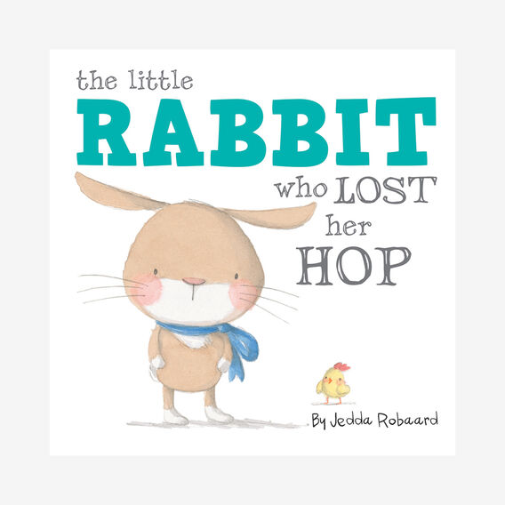 Little Bunny Who Lost Her Hop Book  MULTI  hi-res