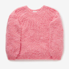 Fluffy Sweater  FAIRY FLOSS PINK  hi-res