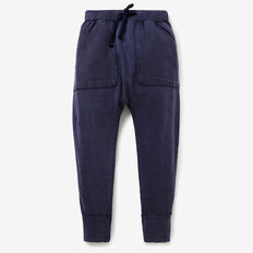 Harem Track Pant  MIDNIGHT BLUE  hi-res