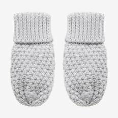 Bunny Knit Mittens  BIRCHMARLE  hi-res