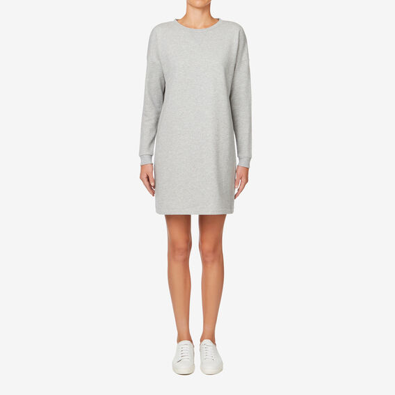 Sweater Dress  MID GREY MARLE  hi-res
