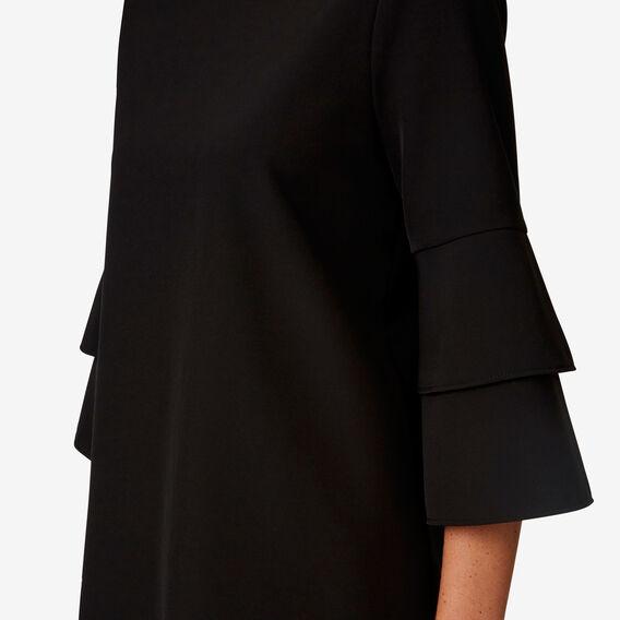 Shift Dress  BLACK  hi-res