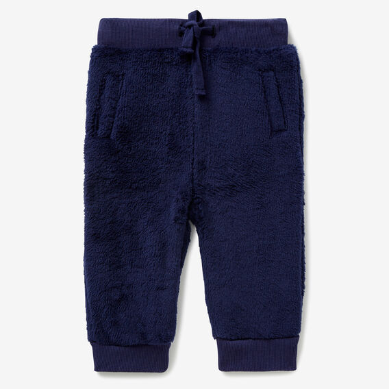 Fluffy Track Pant  MIDNIGHT BLUE  hi-res