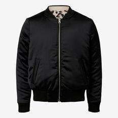 Reversible Jacket  OCELOT  hi-res