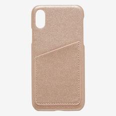 Card iPhone Case 6/7/8  ROSE GOLD  hi-res
